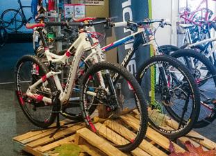 bike-x - racefietsen